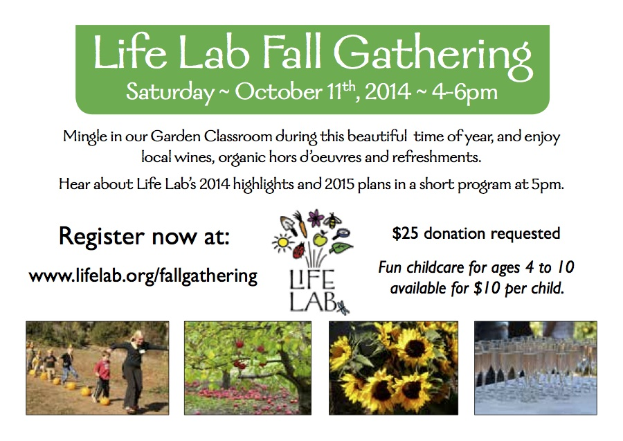 LifeLabFallGathering_Oct2014
