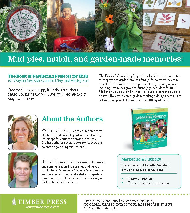 Life Lab | Bring Learning to Life in the Garden